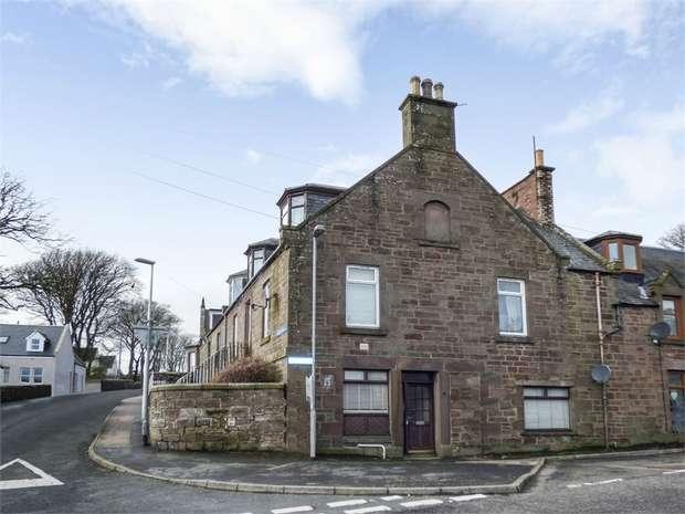 3 Bedrooms Flat for sale in Kirkburn, Inverbervie, Montrose, Aberdeenshire