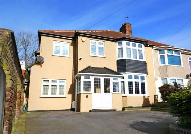 5 Bedrooms Semi Detached House for sale in St Andrews Avenue, WEMBLEY, Middlesex