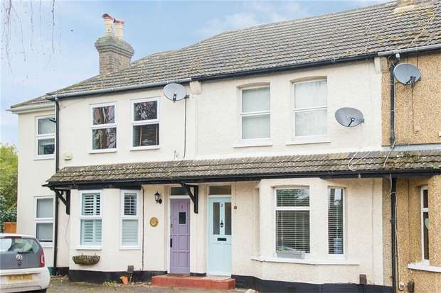3 Bedrooms Cottage House for sale in 2 Cape Villas, Cecil Road, Iver, Buckinghamshire