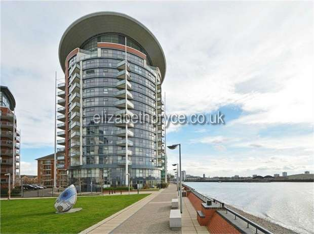 1 Bedroom Flat for sale in Orion Point, Crews Street, LONDON