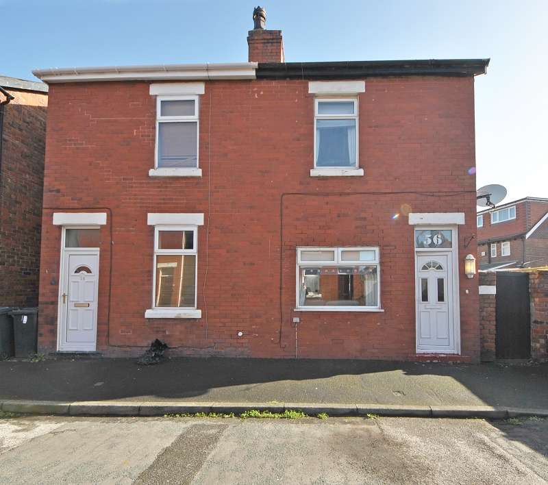 2 Bedrooms Semi Detached House for sale in Land Lane, Southport. PR9 8HX
