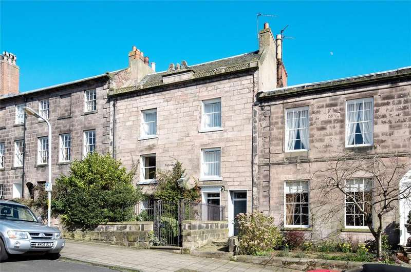 5 Bedrooms Terraced House for sale in The Old Manse, Ravensdowne, Berwick-upon-Tweed, Northumberland