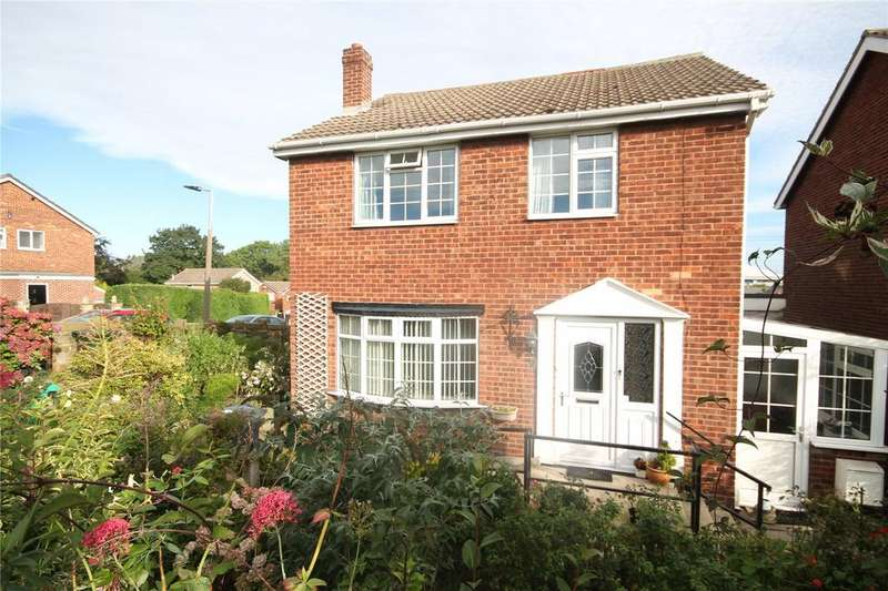 4 Bedrooms Detached House for sale in Rosedale Gardens, Barnsley, South Yorkshire, S70
