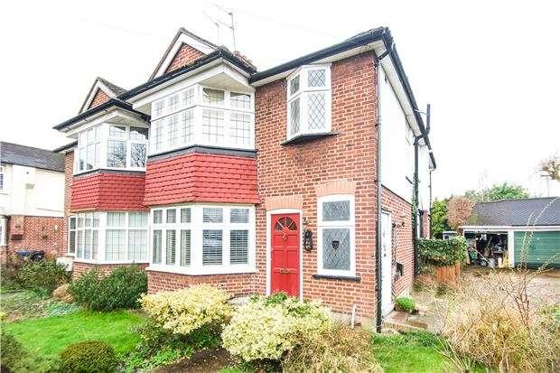 1 Bedroom Maisonette Flat for sale in Vale Crescent, LONDON, SW15 3PN