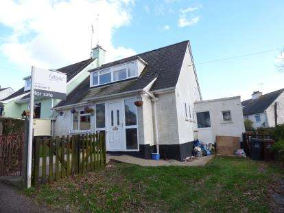 3 Bedrooms Semi Detached House for sale in Totnes, Devon, United Kingdom