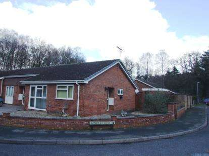 2 Bedrooms Bungalow for sale in Mildenhall, Bury St. Edmunds, Suffolk