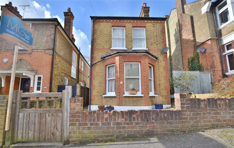 3 Bedrooms Detached House for sale in Clifford Road, Barnet, Hertfordshire, EN5