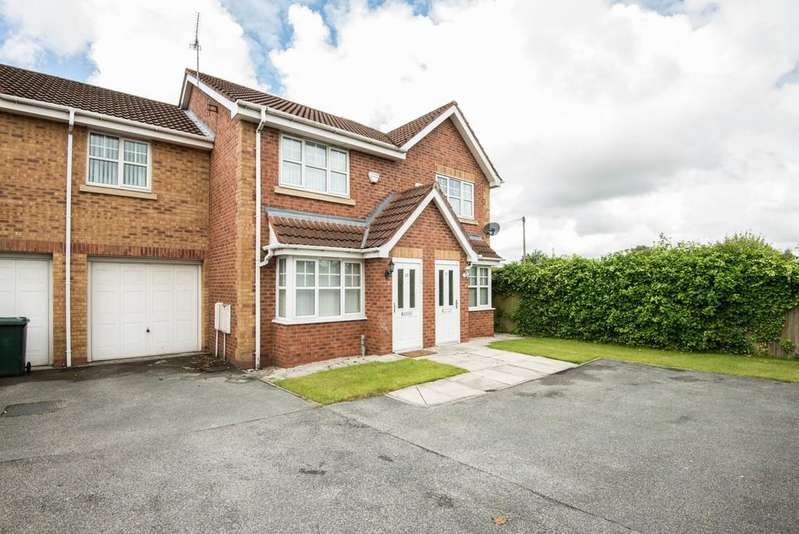 2 Bedrooms Terraced House for sale in West Park Close, Skelmersdale