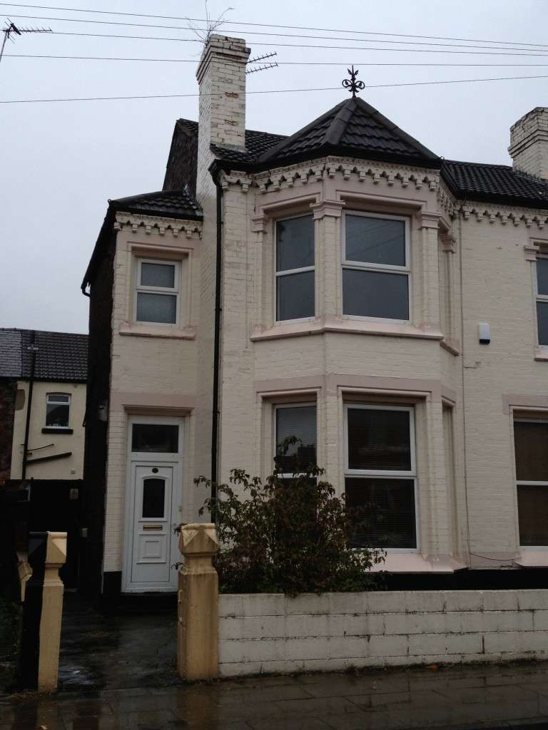 5 Bedrooms Semi Detached House for rent in Salisbury Road, Wavertree, Liverpool 15