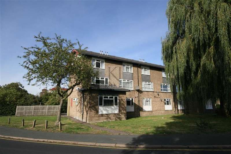 2 Bedrooms Maisonette Flat for sale in Thistley House, Waltham Cross