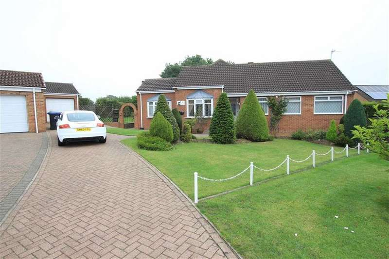 3 Bedrooms Detached Bungalow for sale in The Paddock, Newton Aycliffe, County Durham