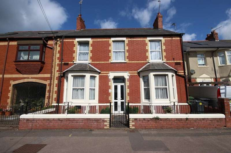 3 Bedrooms Detached House for sale in Birchgrove Road, Whitchurch, Cardiff