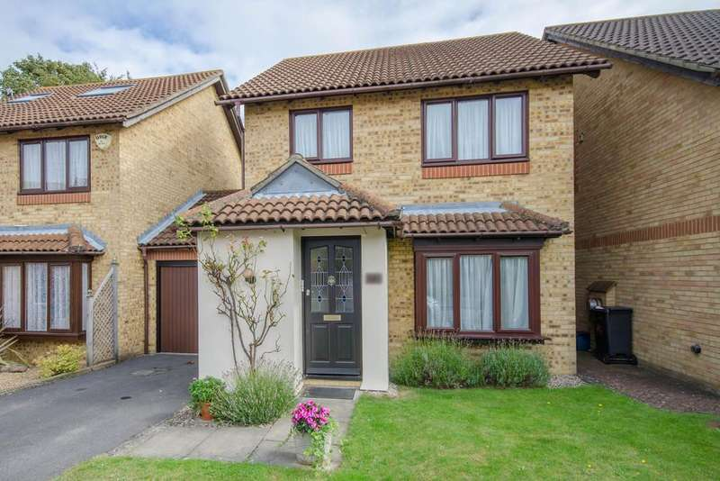 3 Bedrooms Link Detached House for sale in Lomond Gardens, South Croydon