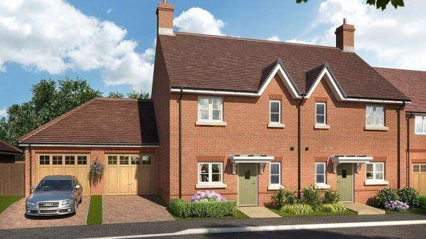 3 Bedrooms Terraced House for sale in Woodhurst Park, Warfield, Berkshire