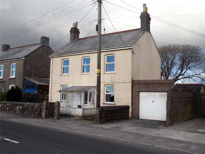 3 Bedrooms Detached House for sale in Trezaise Road, Roche, St Austell