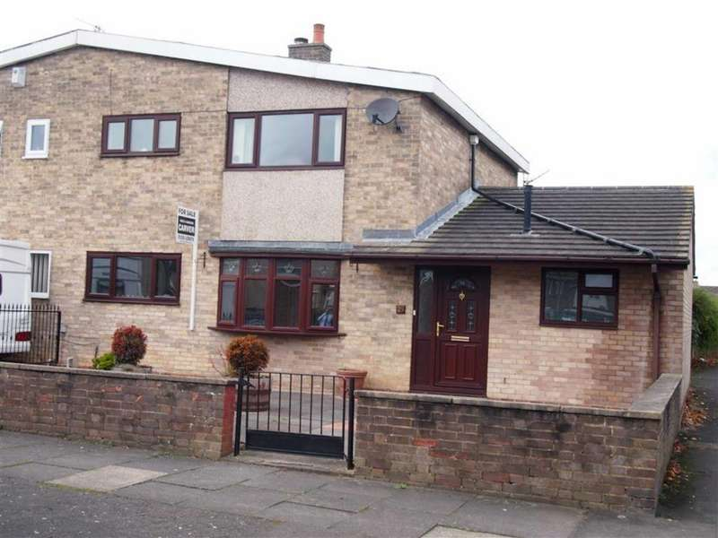 4 Bedrooms Semi Detached House for sale in Bousfield Crescent, Newton Aycliffe, County Durham