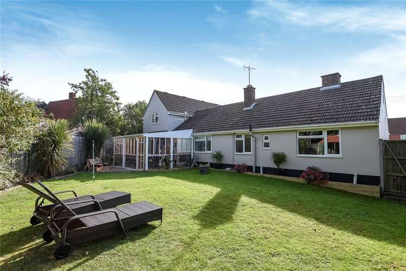 5 Bedrooms Detached House for sale in The Street, Shimpling, Bury St Edmunds, Suffolk, IP29