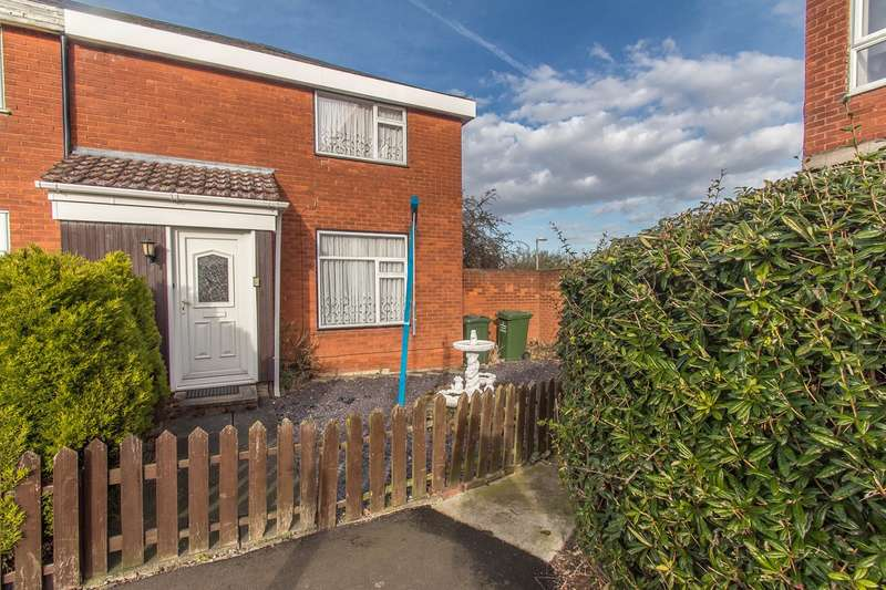 2 Bedrooms End Of Terrace House for sale in Southview Road, Vange, Basildon, SS16
