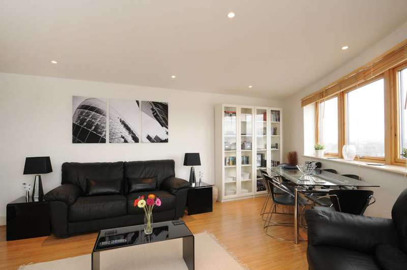 1 Bedroom Flat for sale in Crews Street, Isle Of Dogs, E14