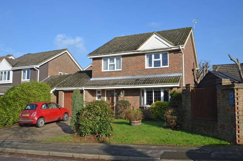 4 Bedrooms Detached House for sale in Bargate Wood