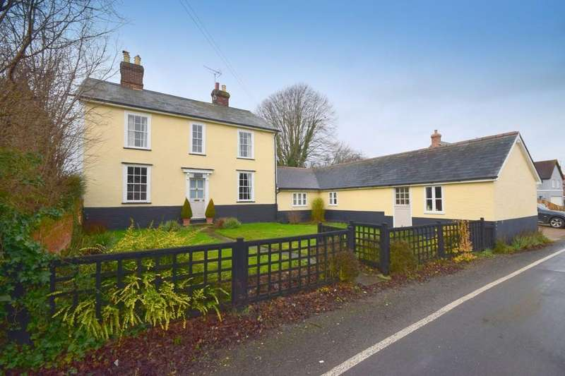5 Bedrooms Detached House for sale in Mill Road, Good Easter
