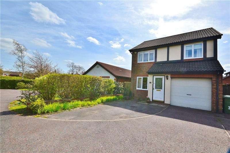 3 Bedrooms Detached House for sale in Leonard Ropner Drive, Fairfield, Stockton On Tees