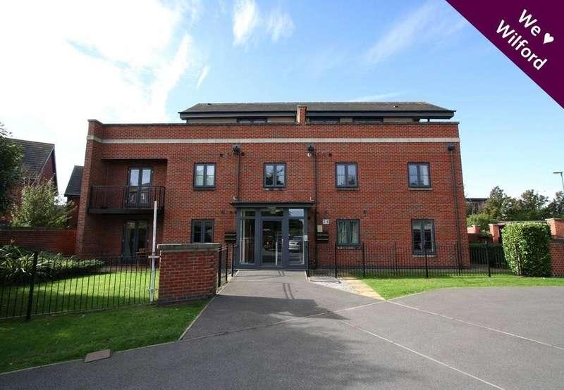 2 Bedrooms Flat for sale in Deane Road, Nottingham, Nottinghamshire, NG11