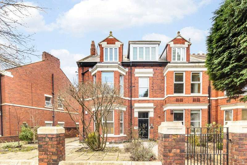 2 Bedrooms Apartment Flat for sale in Flat 3, Osborne Road, Jesmond, Newcastle Upon Tyne, Tyne And Wear