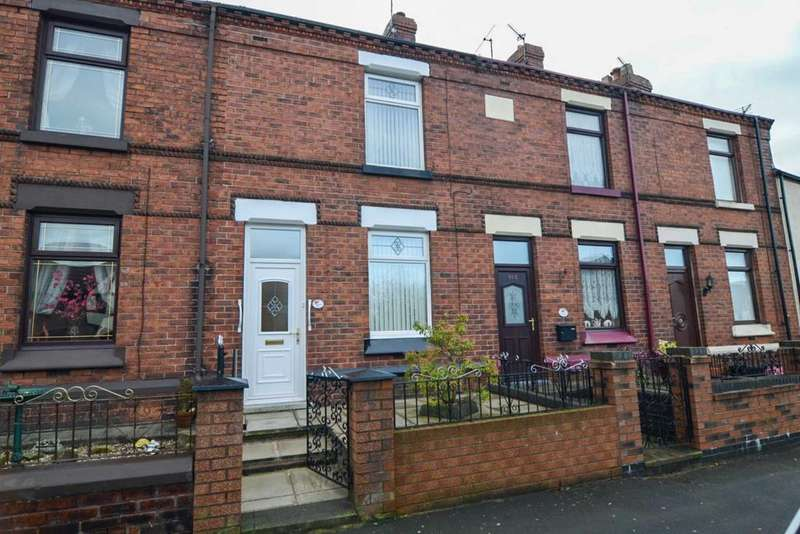 2 Bedrooms Terraced House for sale in West End Road, Haydock