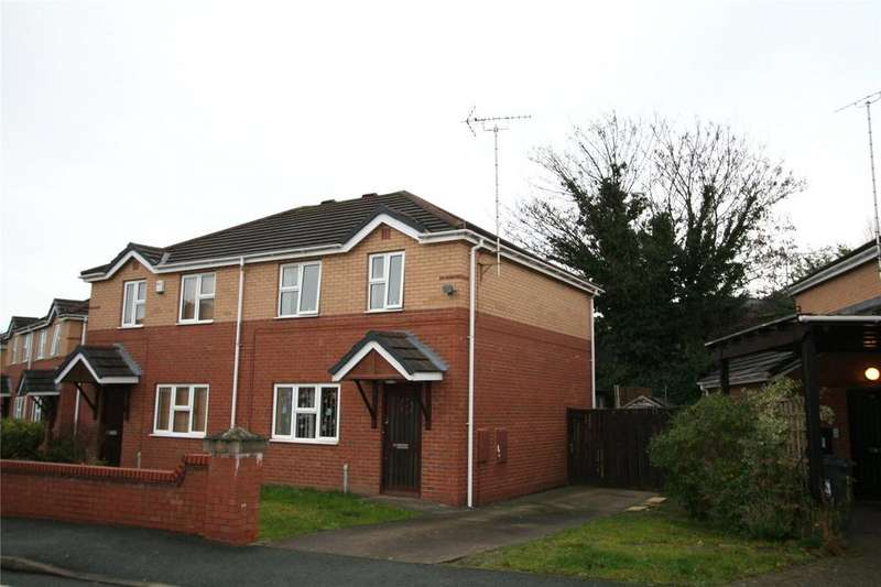 2 Bedrooms Semi Detached House for sale in Yale Park, Wrexham, LL11