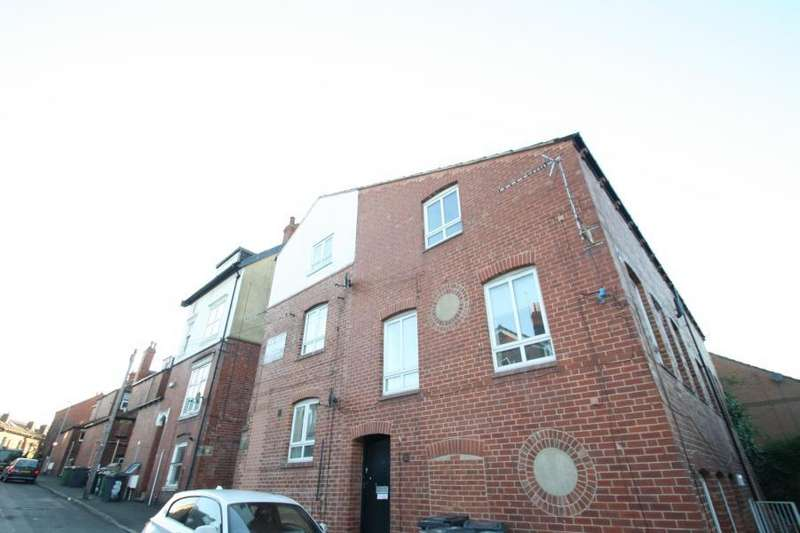3 Bedrooms Apartment Flat for sale in THE OLD LAB WORKS, 54-56 DEVON ROAD, LEEDS, LS2 9BA