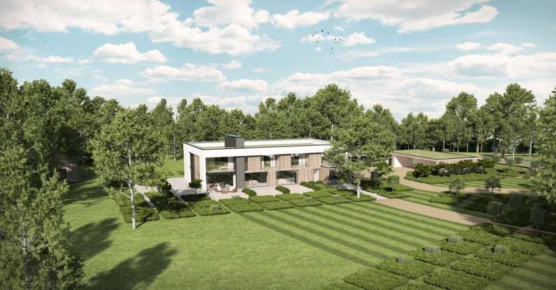 6 Bedrooms Detached House for sale in Dippenhall, Farnham, Hampshire, GU10