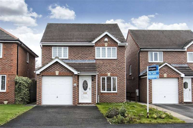 3 Bedrooms Detached House for sale in Owler Meadows, Heckmondwike, West Yorkshire, WF16