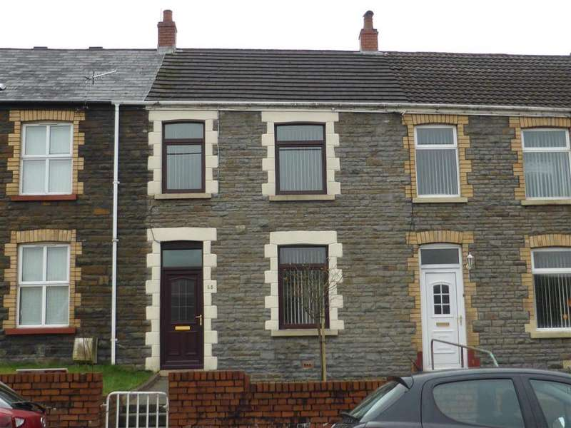 3 Bedrooms Terraced House for sale in 55 Church Road,Seven Sisters, Neath