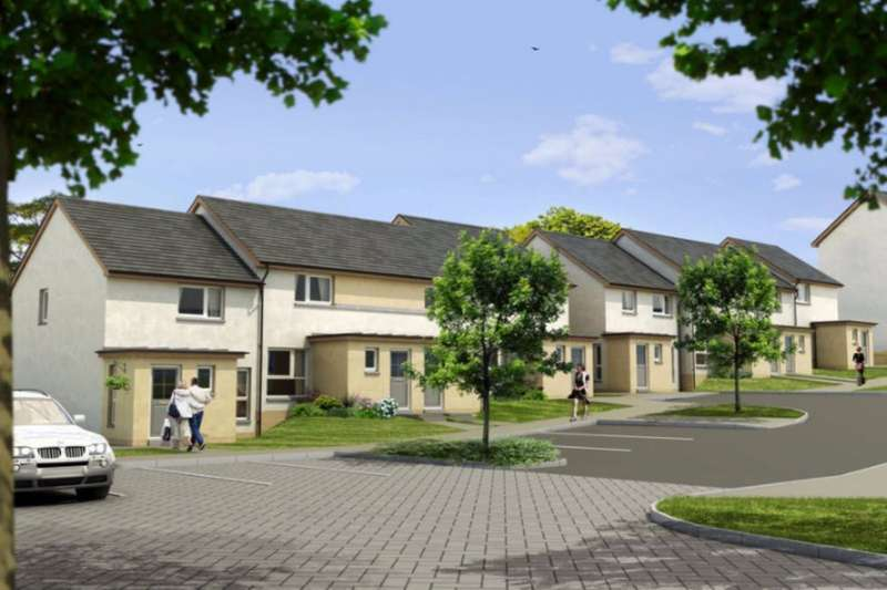 3 Bedrooms Detached House for sale in The Jay Woodland Grange, Dalkeith, EH22