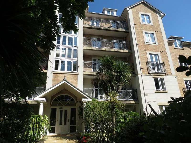 2 Bedrooms Flat for sale in Knyveton Road, Bournemouth