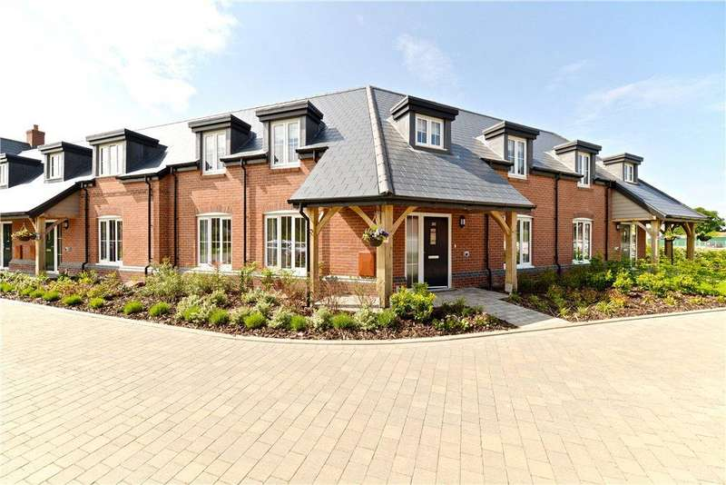 3 Bedrooms Retirement Property for sale in Lime Tree Village, Thurlaston Drive, Dunchurch, Warwickshire