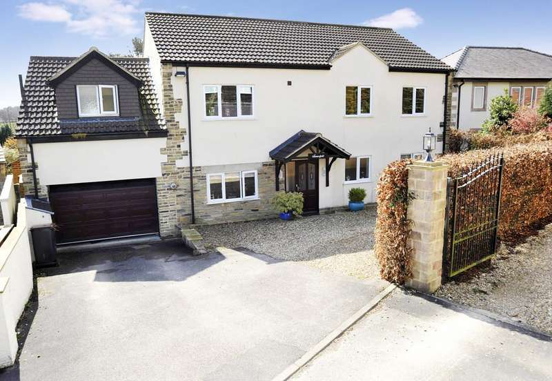 5 Bedrooms Detached House for sale in Summerfield Tofts Lane, Follifoot, Harrogate