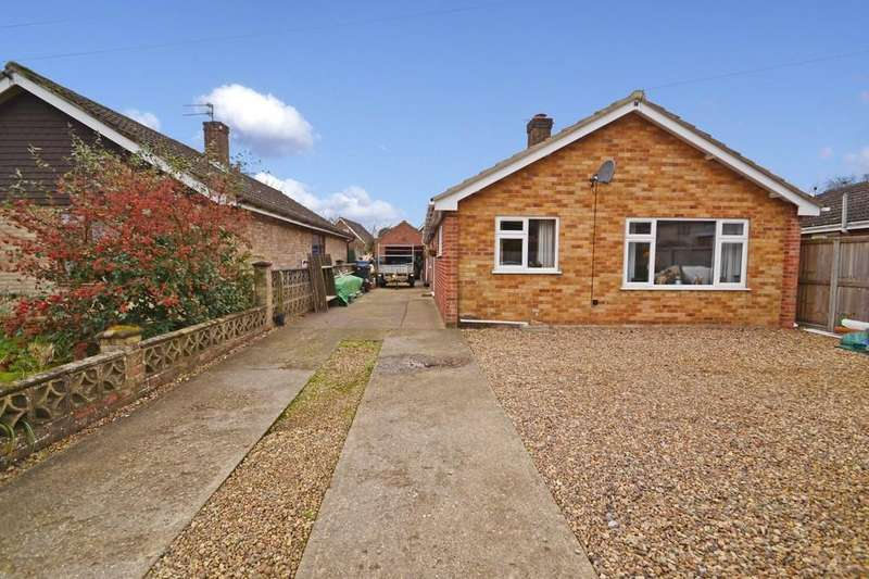 4 Bedrooms Detached Bungalow for sale in Kennedy Close, Easton