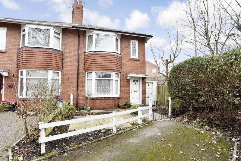 3 Bedrooms Semi Detached House for sale in Harrison Grove, Harrogate