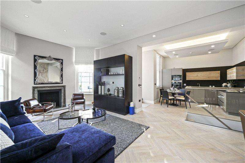 3 Bedrooms Flat for sale in Westbourne Park Villas, Notting Hill, W2