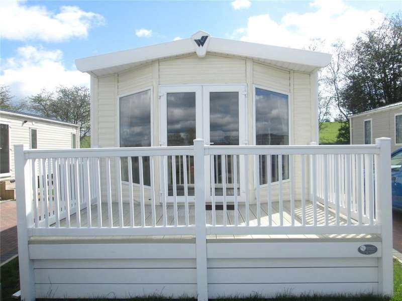 Mobile Home for sale in Tall Trees, Old Mill Lane, Forest Town, Nottinghamshire, NG19