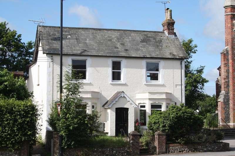 1 Bedroom Maisonette Flat for sale in Chapel Street, Petersfield, Hampshire, GU32