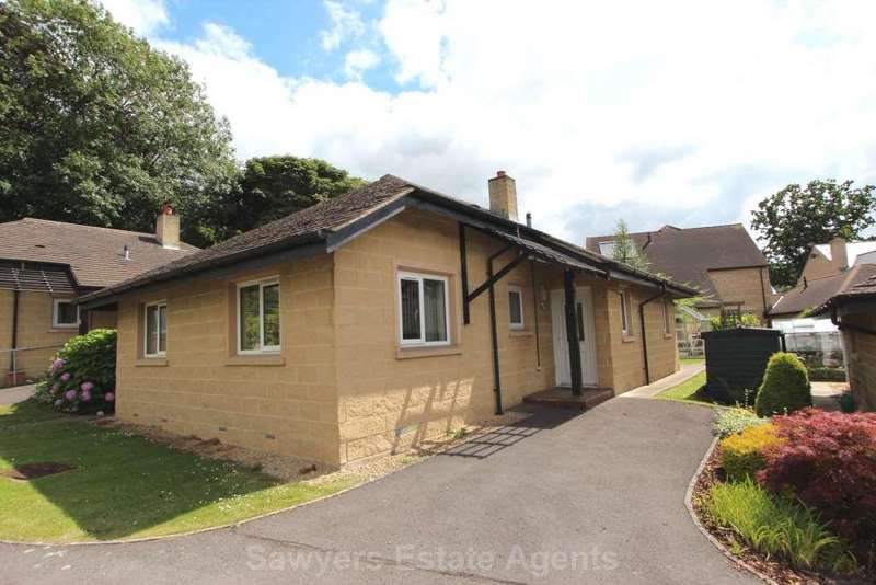 2 Bedrooms Detached Bungalow for sale in Gardeners Way, Kings Stanley