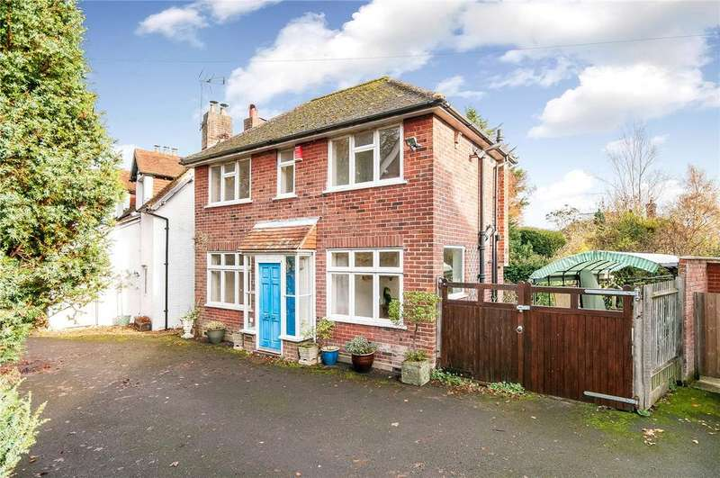 2 Bedrooms Detached House for sale in Christchurch Road, St Cross, Winchester, SO23