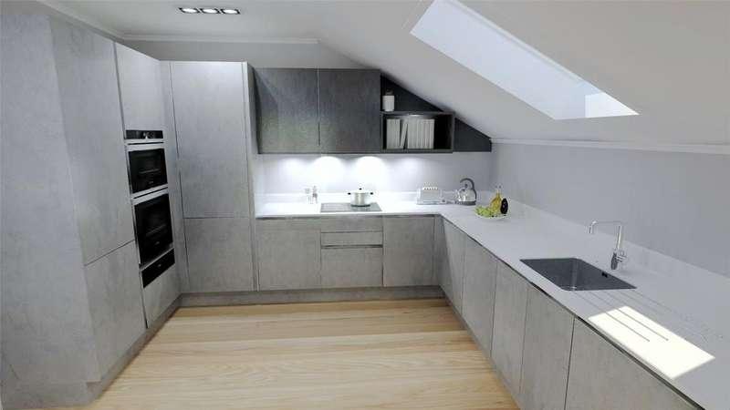 2 Bedrooms Flat for sale in 20/3 Atholl Crescent, Edinburgh