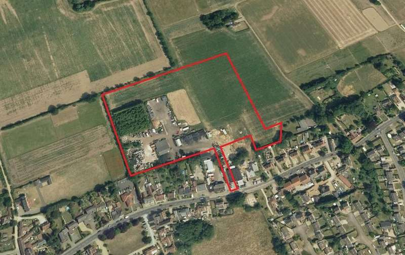 Residential Development Commercial for sale in Residential Development Chapel Street, Shipdham