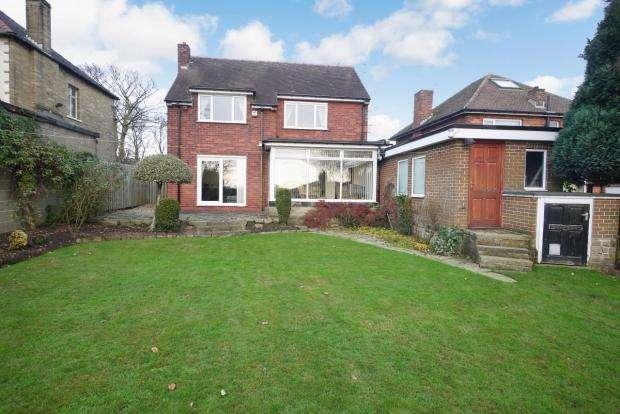 3 Bedrooms Detached House for sale in Bradley Road Bradley Huddersfield