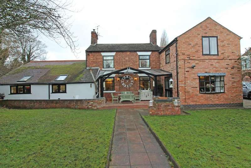 5 Bedrooms Detached House for sale in Stanton Gate, Stanton-by-dale