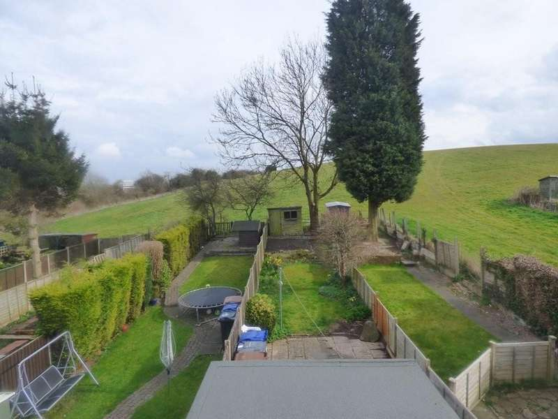 3 Bedrooms Terraced House for sale in Lower Outwoods Road, Burton upon Trent
